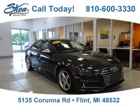 2018 Audi S4 for sale at Erick's Used Car Factory in Flint MI