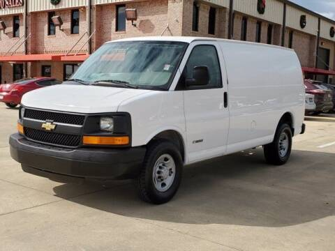 2006 Chevrolet Express Cargo for sale at Best Auto Sales LLC in Auburn AL