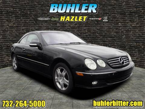 2003 Mercedes-Benz CL-Class for sale at Buhler and Bitter Chrysler Jeep in Hazlet NJ