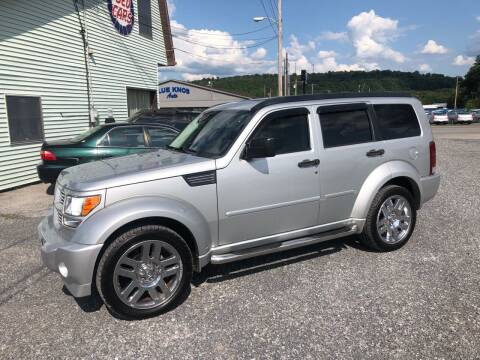 2008 Dodge Nitro for sale at Superior Auto Sales in Duncansville PA