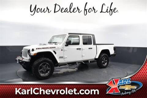2020 Jeep Gladiator for sale at Karl Pre-Owned in Glidden IA