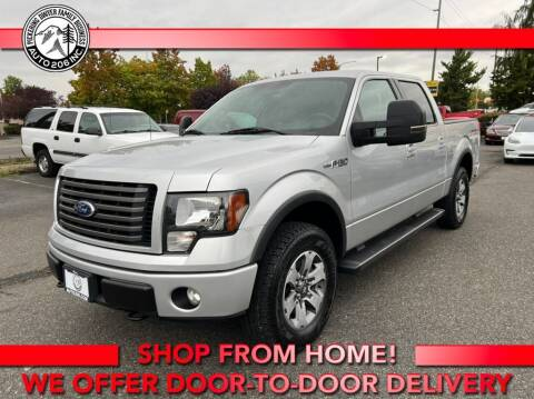 2012 Ford F-150 for sale at Auto 206, Inc. in Kent WA