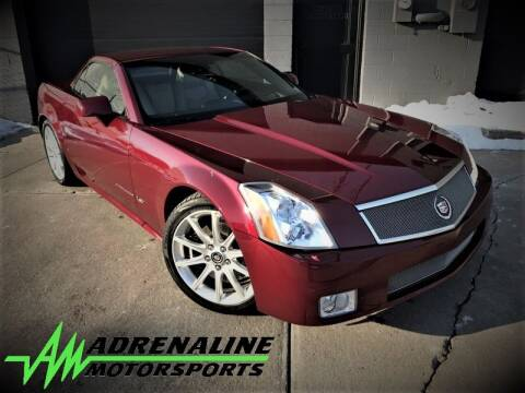 2007 Cadillac XLR-V for sale at Adrenaline Motorsports Inc. in Saginaw MI