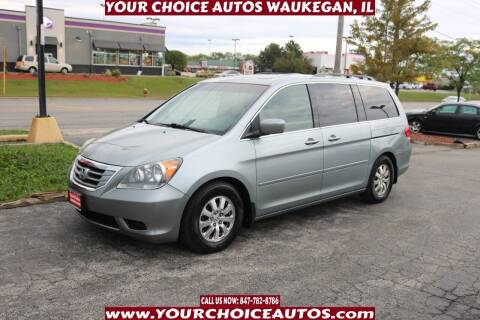 2010 Honda Odyssey for sale at Your Choice Autos - Waukegan in Waukegan IL