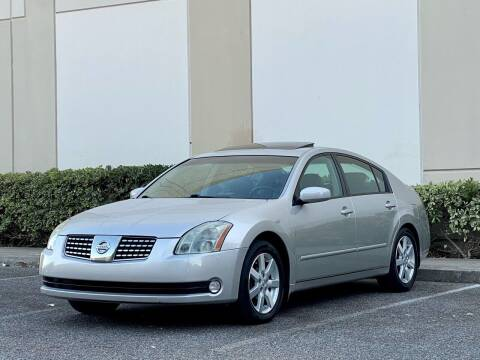 2006 Nissan Maxima for sale at Carfornia in San Jose CA
