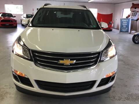 2017 Chevrolet Traverse for sale at Stakes Auto Sales in Fayetteville PA