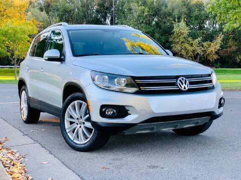 2012 Volkswagen Tiguan for sale at Boise Auto Group in Boise ID