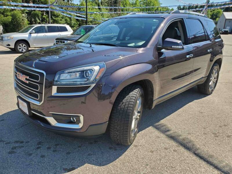 2016 GMC Acadia for sale at Extreme Auto Sales LLC. in Wautoma WI
