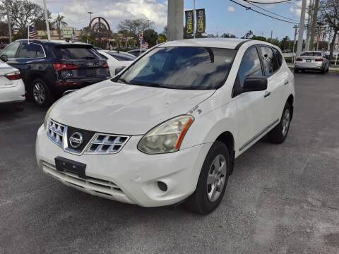2013 Nissan Rogue for sale at YOUR BEST DRIVE in Oakland Park FL