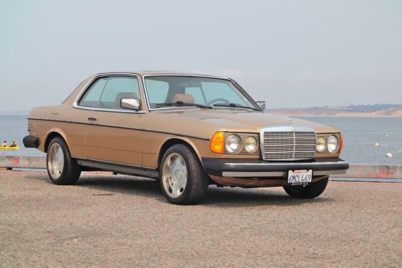 1982 Mercedes-Benz 300-Class for sale at Dodi Auto Sales in Monterey CA