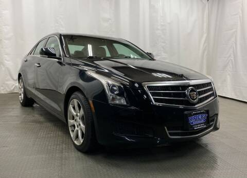 2013 Cadillac ATS for sale at Direct Auto Sales in Philadelphia PA