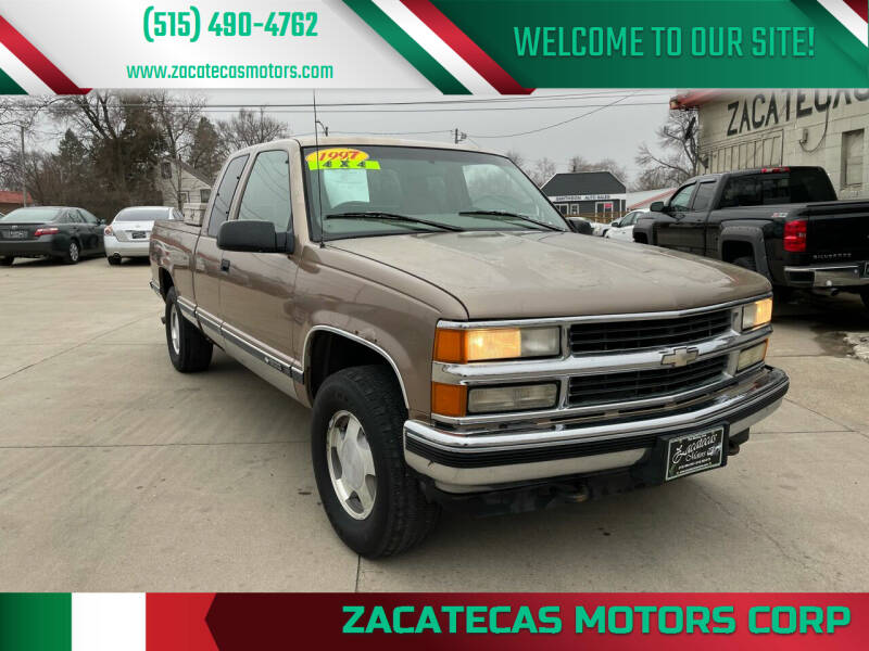 1997 Chevrolet C/K 1500 Series for sale at Zacatecas Motors Corp in Des Moines IA