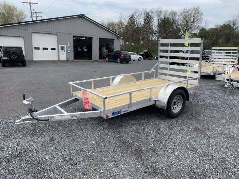 2020 MISSION 5X10 ALUMINUM for sale at Smart Choice 61 Trailers in Shoemakersville PA