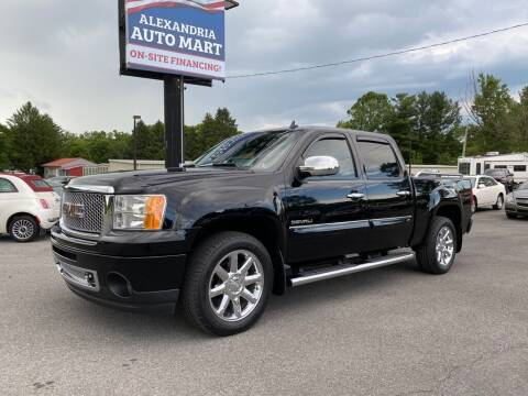 2013 GMC Sierra 1500 for sale at Alexandria Auto Mart LLC in Alexandria PA