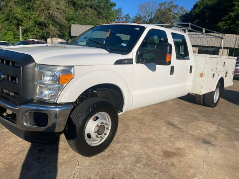 2012 Ford F-350 Super Duty for sale at Peppard Autoplex in Nacogdoches TX
