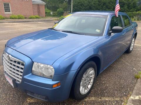 2007 Chrysler 300 for sale at Hilton Motors Inc. in Newport News VA