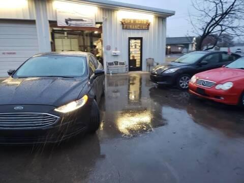 2017 Ford Fusion for sale at Bad Credit Call Fadi in Dallas TX