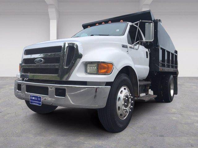 2005 Ford F-750 Super Duty for sale in Plymouth, MA