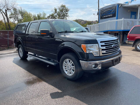2014 Ford F-150 for sale at City Center Cars and Trucks in Roseburg OR