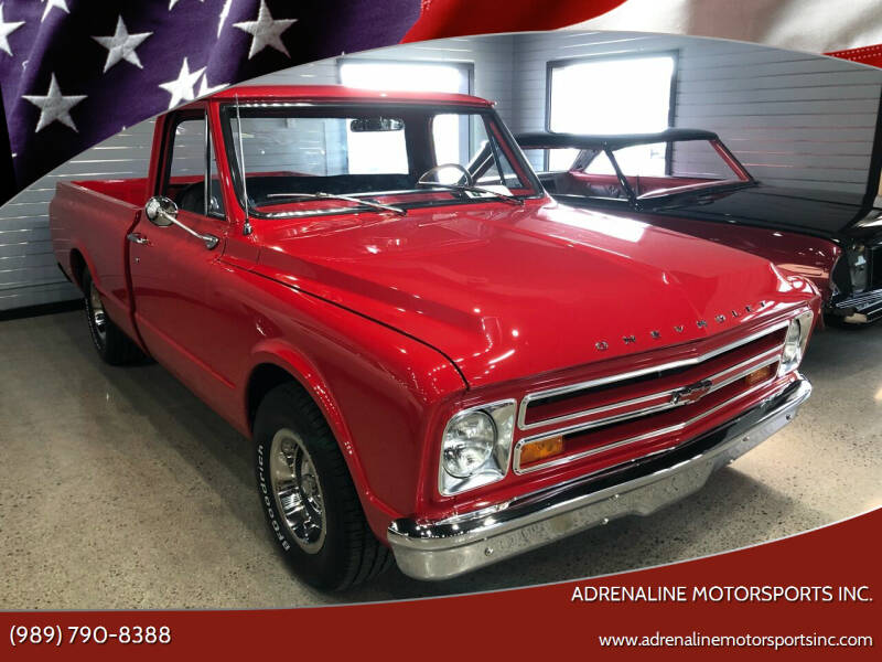 1967 Chevrolet 150 for sale at Adrenaline Motorsports Inc. in Saginaw MI