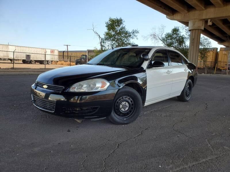 2006 Chevrolet Impala for sale at MT Motor Group LLC in Phoenix AZ