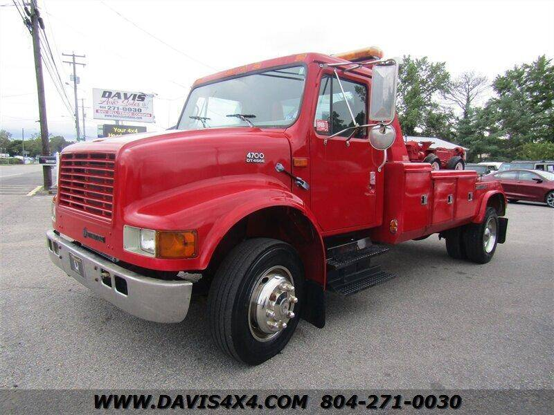 2000 International 4700 for sale in Richmond, VA