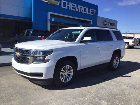 2018 Chevrolet Tahoe for sale at LEE CHEVROLET PONTIAC BUICK in Washington NC