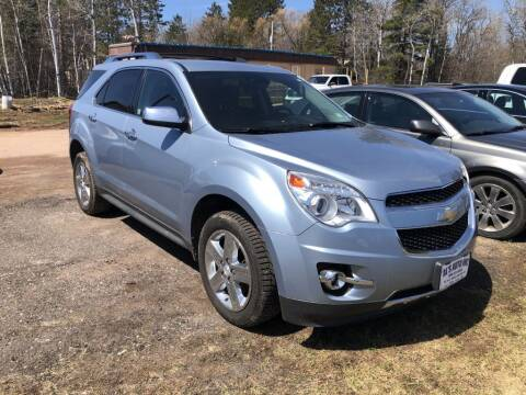 2014 Chevrolet Equinox for sale at Al's Auto Inc. in Bruce Crossing MI