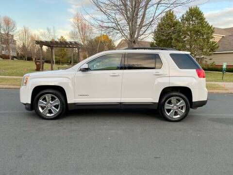 2015 GMC Terrain for sale at You Win Auto in Metro MN