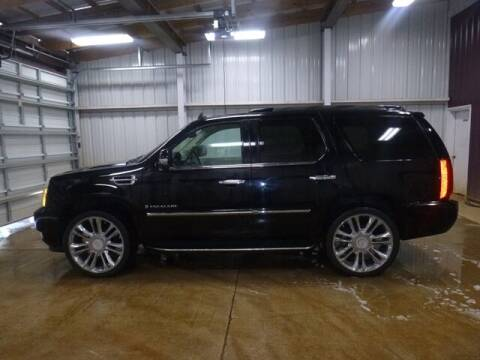 2008 Cadillac Escalade for sale at East Coast Auto Source Inc. in Bedford VA