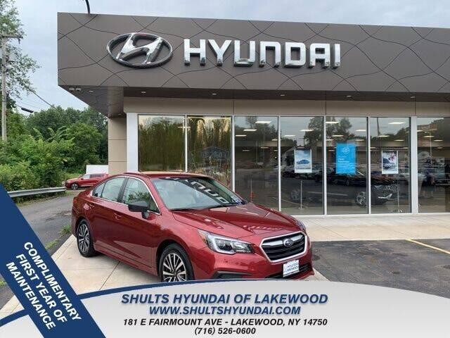 2019 Subaru Legacy for sale at Shults Hyundai in Lakewood NY