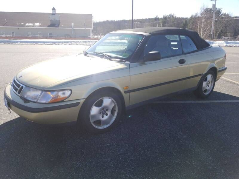 1998 Saab 900 for sale at Lewis Auto Sales in Lisbon ME