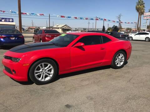 2014 Chevrolet Camaro for sale at First Choice Auto Sales in Bakersfield CA