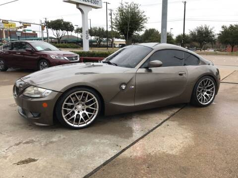 2007 BMW Z4 M for sale at CityWide Motors in Garland TX