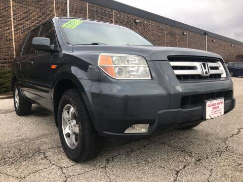 2006 Honda Pilot for sale at Classic Motor Group in Cleveland OH