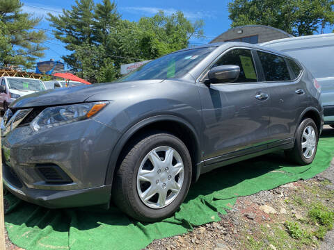 2015 Nissan Rogue for sale at White River Auto Sales in New Rochelle NY