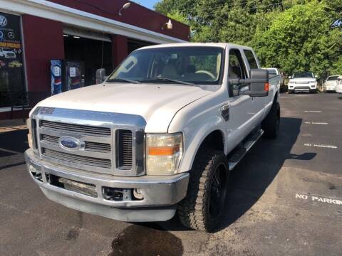 2010 Ford F-350 Super Duty for sale at 4 Girls Auto Sales in Houston TX