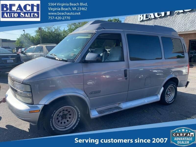 1995 Chevrolet Astro for sale in Virginia Beach, VA