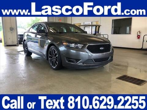 2018 Ford Taurus for sale at Lasco of Grand Blanc in Grand Blanc MI