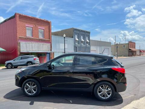 2014 Hyundai Tucson for sale at Imperial Auto, LLC in Marshall MO