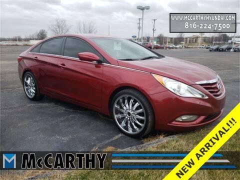 2012 Hyundai Sonata for sale at Mr. KC Cars - McCarthy Hyundai in Blue Springs MO