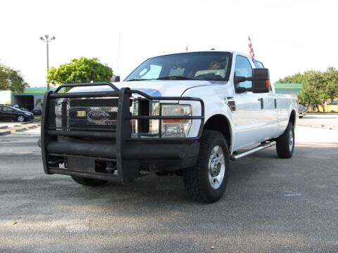 2010 Ford F-350 Super Duty for sale at United Auto Center in Davie FL