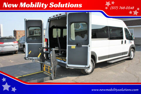 2015 RAM ProMaster Window for sale at New Mobility Solutions in Jackson MI