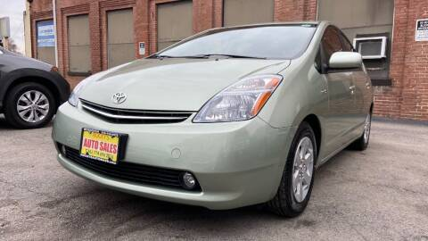 2008 Toyota Prius for sale at Rocky's Auto Sales in Worcester MA
