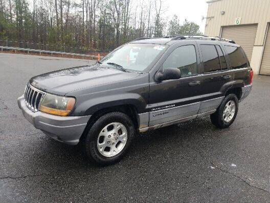 1999 Jeep Grand Cherokee for sale at DREWS AUTO SALES INTERNATIONAL BROKERAGE in Atlanta GA