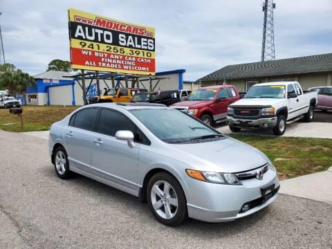 2007 Honda Civic for sale at Mox Motors in Port Charlotte FL