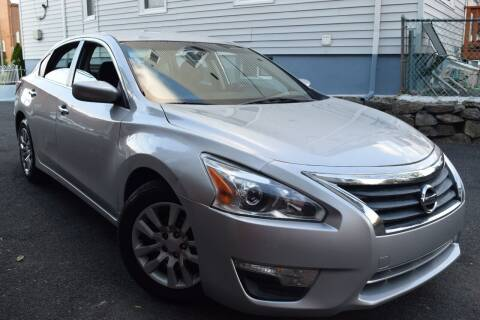 2015 Nissan Altima for sale at VNC Inc in Paterson NJ