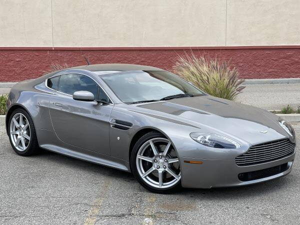 2006 Aston Martin V8 Vantage for sale at CAR CITY SALES in La Crescenta CA