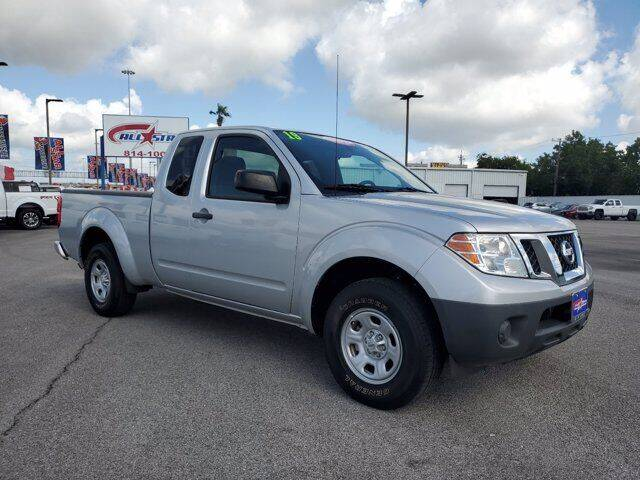 2019 Nissan Frontier for sale at All Star Mitsubishi in Corpus Christi TX