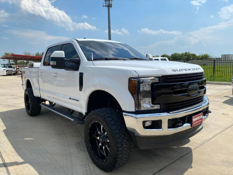 2017 Ford F-250 Super Duty 4x4 Lariat 4dr Crew Cab 6.8 ft. SB Pickup - Houston TX